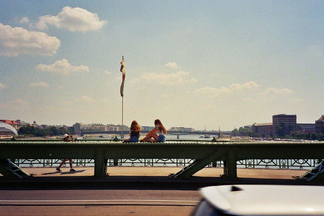 andrew tralongo film photography budapest bridge 2