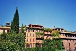 andrew tralongo film photography rome parco colle oppio 2