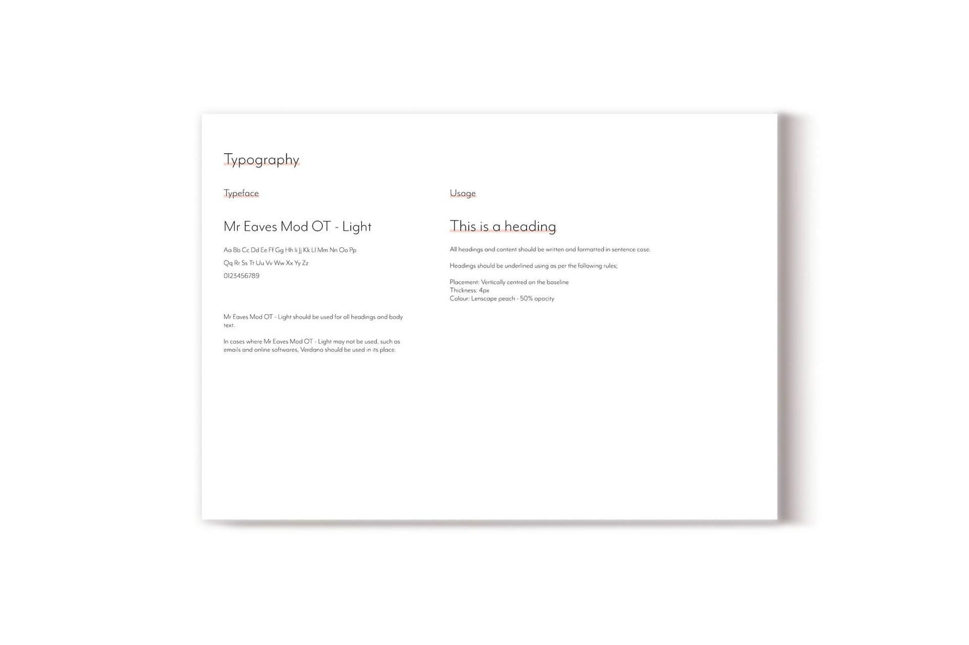 andrew tralongo lenscape typography