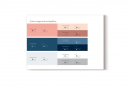andrew tralongo how to create a brand style guide colour usage