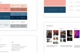 andrew tralongo how to create a brand style guide feature
