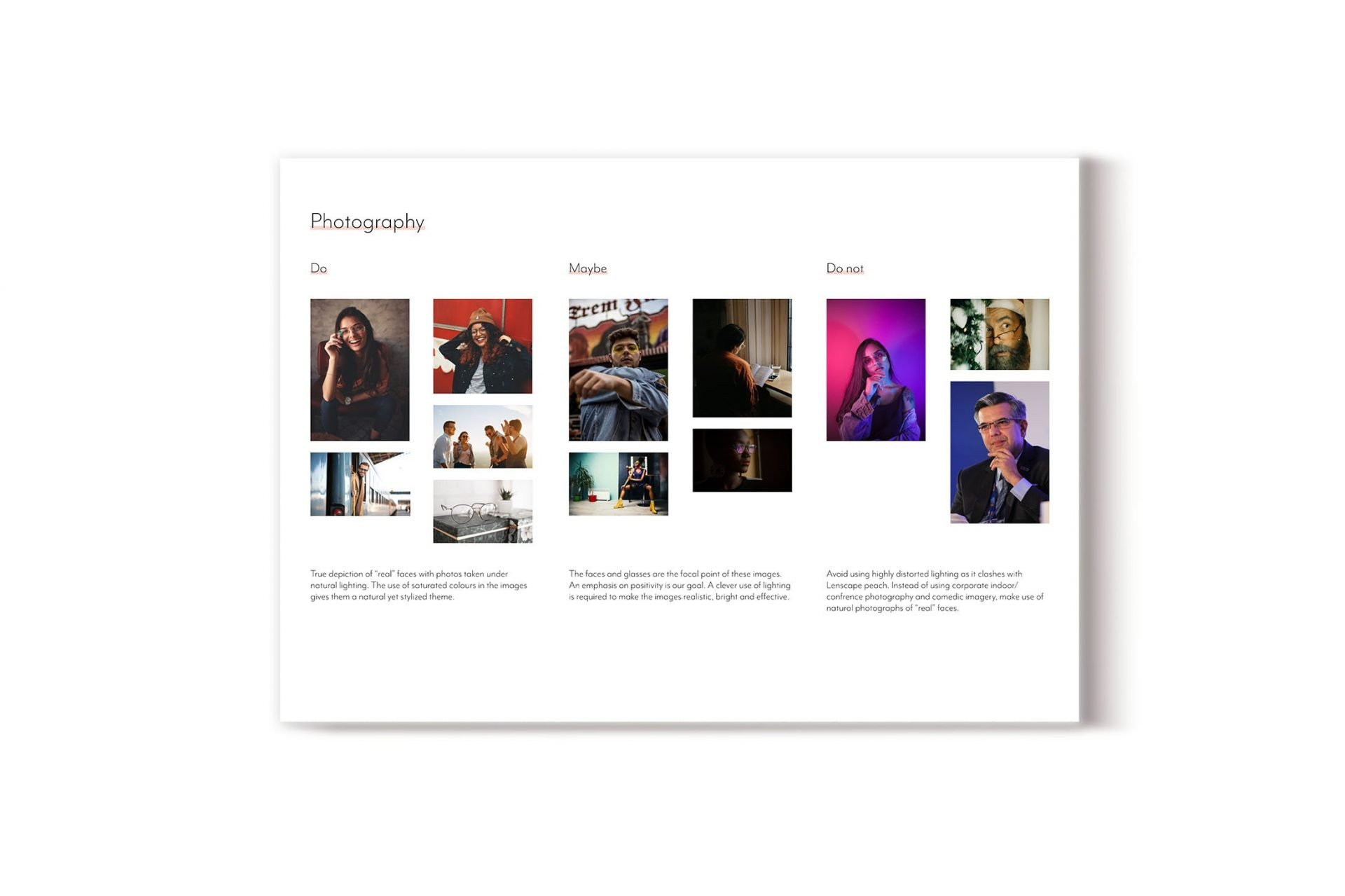 andrew tralongo how to create a brand style guide photography