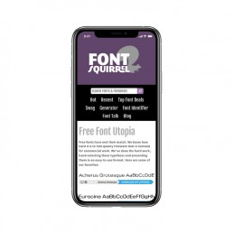 Andrew Tralongo The Best Free Design Tools in 2020 - Fonts - Font Squirrel